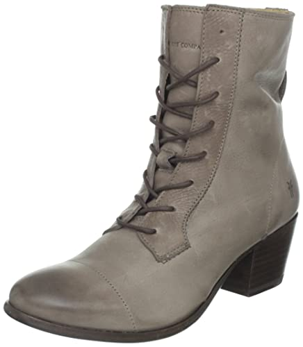 a839eb8013fe FRYE Women s Courtney Lace-Up Combat Boot