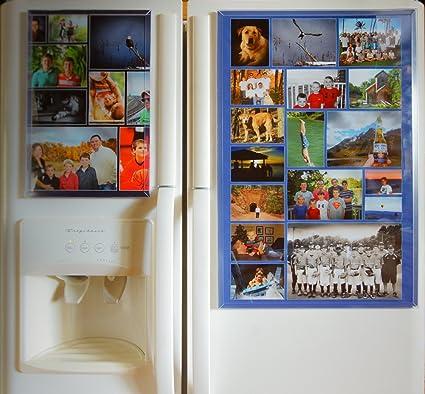 Amazon.com: Fridgemag , 16 inch x 24 inch, Collage Display Frame ...