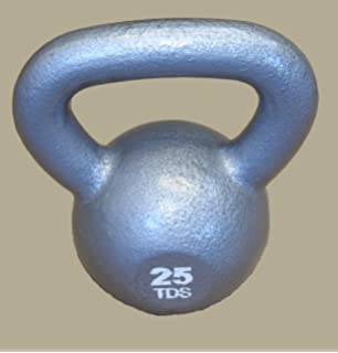 TDS 25 lb. Wide Handle Kettlebell