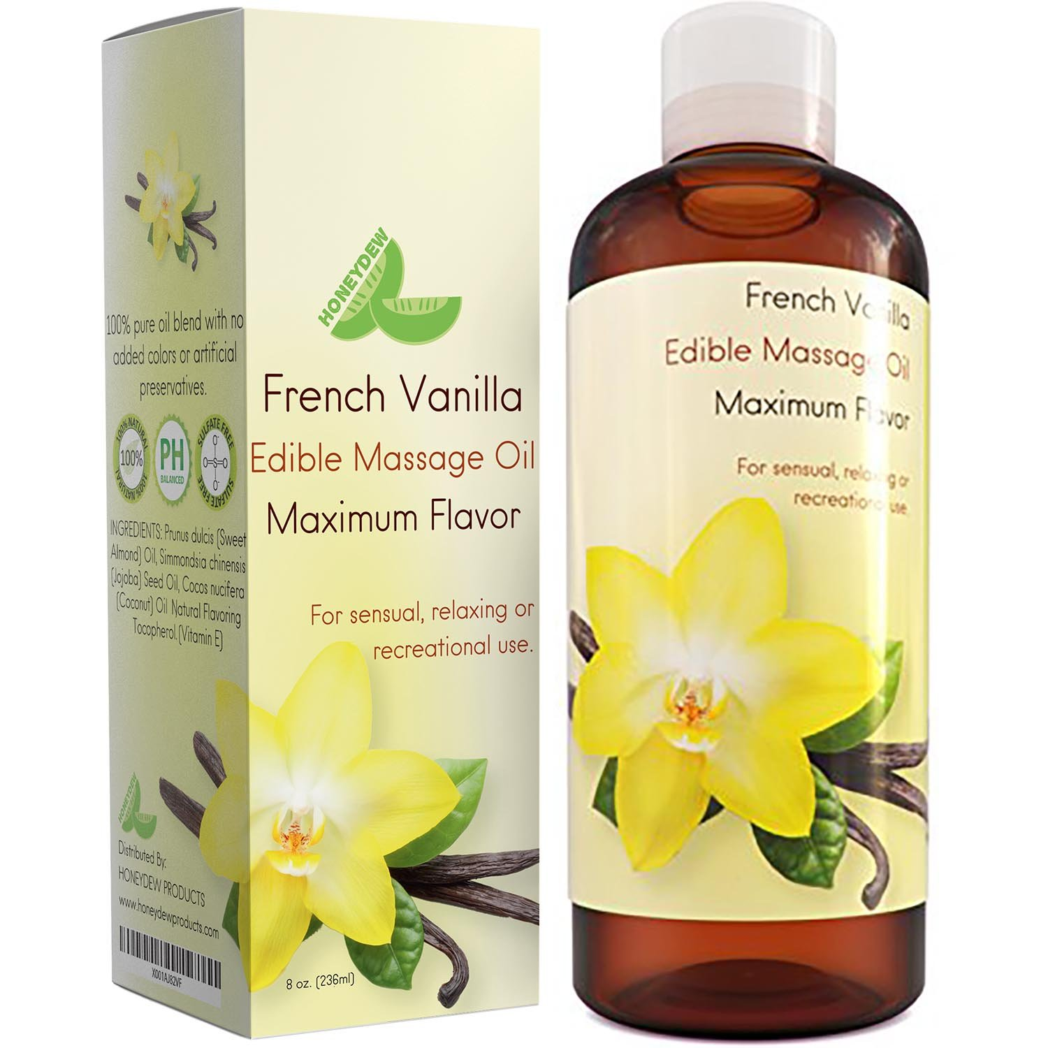 Massage Oil Warming Essential Body Oils Erotic Massage Muscle Pain 8 Oz Vanilla  Ebay-6711