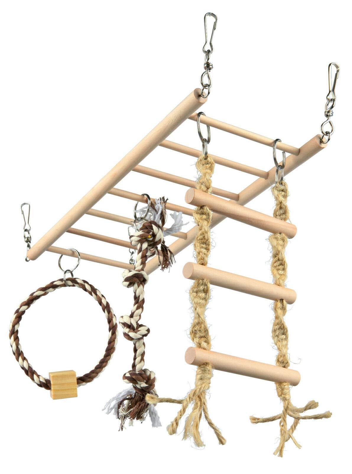 Trixie Pet Products 6905 Suspension Bridge, 35 x 15cm by Trixie