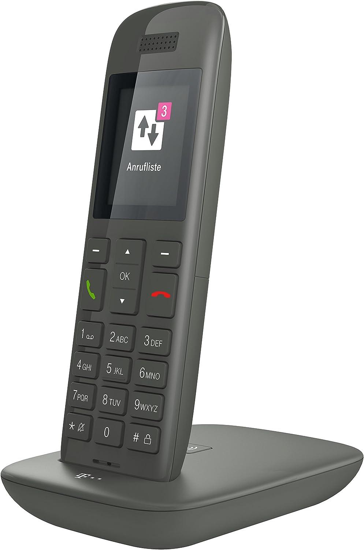 Telekom Speedphone 11 - Teléfono IP (Grafito, Terminal inalámbrico, 50 m, 300 m, TFT, 220 x 176 Pixeles): Amazon.es: Electrónica