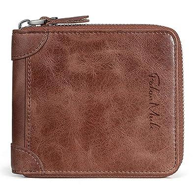 competitive price 18c88 adb2d 財布 メンズ 二つ折り 本革 ブランド品 クオリティ良い 鞣革 軽い コスパが高い