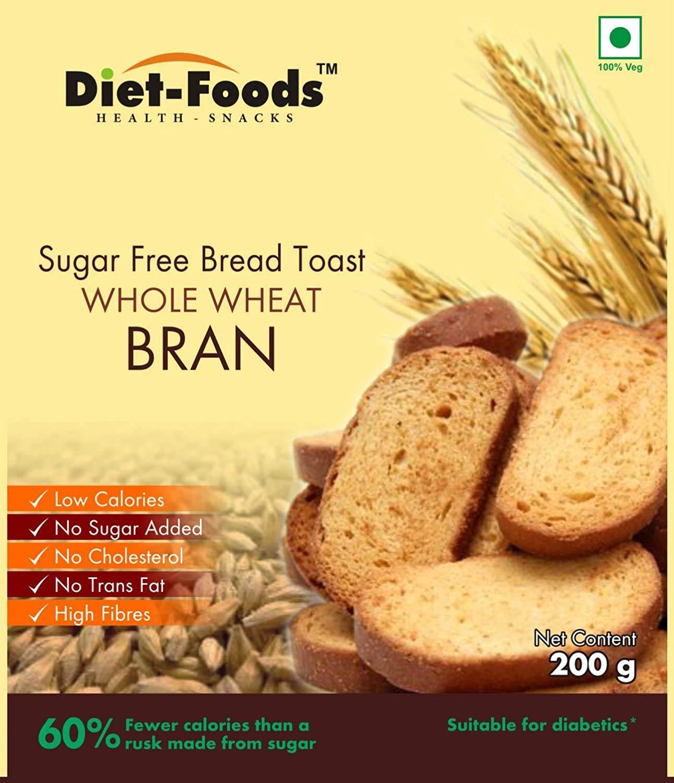 low carb diet wheat bran