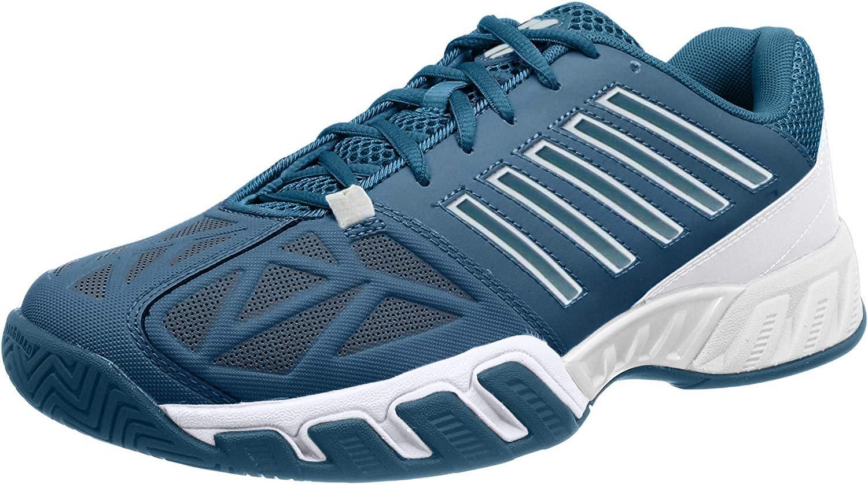 Mens Tennis Shoe - Corsair/White