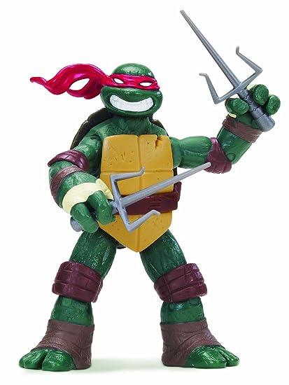 Amazon.com: GIOCHI PREZIOSI Les Tortues Ninja - Raphael ...