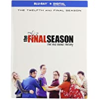The Big Bang Theory: The Twelfth and Final Season (Blu-ray)