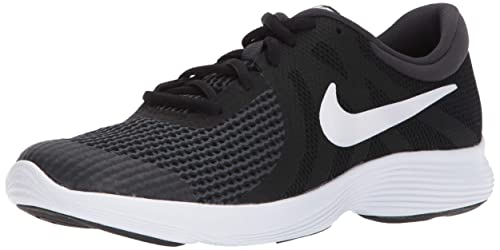 Nike Boys  Revolution 4 (Gs) Running Shoes  Amazon.co.uk  Shoes   Bags 6482bf1f9