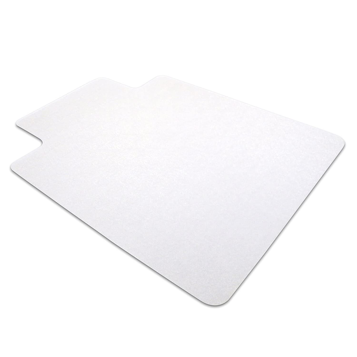Amazon.com  Cleartex Advantagemat Chair Mat for Hard Floors Clear PVC Rectangular with Lip 36  x 48  (FR129020LV)  Office Desk Pads And Blotters ...  sc 1 st  Amazon.com & Amazon.com : Cleartex Advantagemat Chair Mat for Hard Floors Clear ...