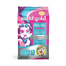 Solid Gold Small & Toy Breed Wet & Dry Dog Food with Real Protein
