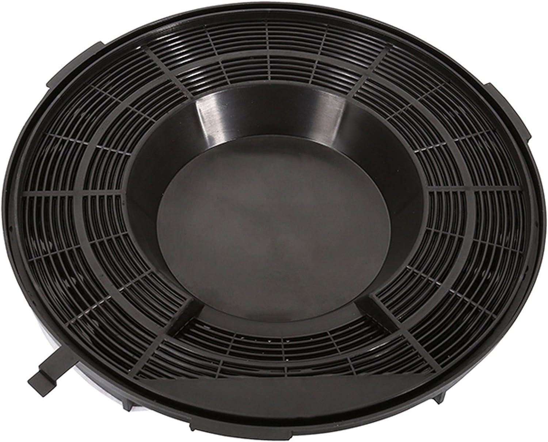Onapplianceparts CH14101 - Filtro de carbón para campana extractora universal (tipo 28, diámetro 240 mm, 34 mm, profundidad): Amazon.es: Grandes electrodomésticos