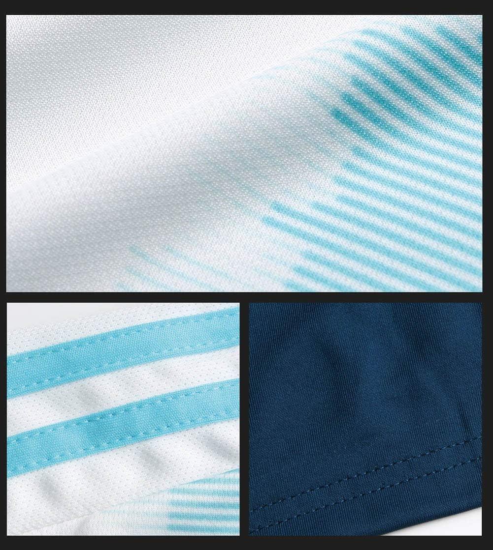 XCR 2019-2020 Ragazzi Ragazze Bambini Adulti Uomo Donne Maglia Jersey Calcio Football Pantaloncini da Calcio Kit Maglia Kit Set 2-14 Anni Argentina Messi Estate