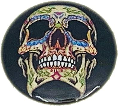 Pins badges tête de mort 7