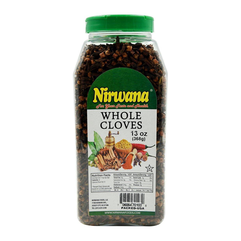 Nirvana, Whole Cloves, 368 Grams(gm)