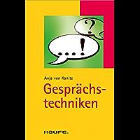 Gesprächstechniken: TaschenGuide (Haufe TaschenGuide 94)