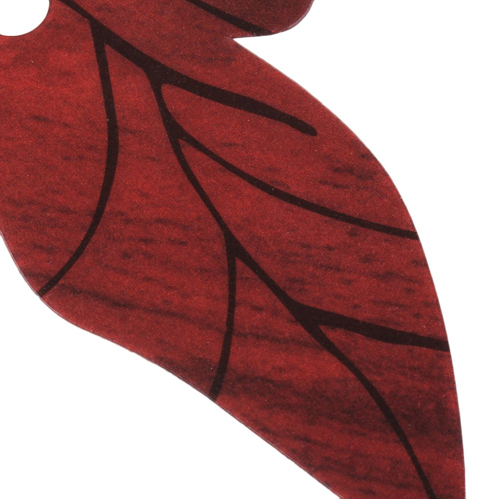 con dise/ño de hojas de parra BQLZR 1 par de golpeadores para guitarra ac/ústica protecci/ón frente a rayones