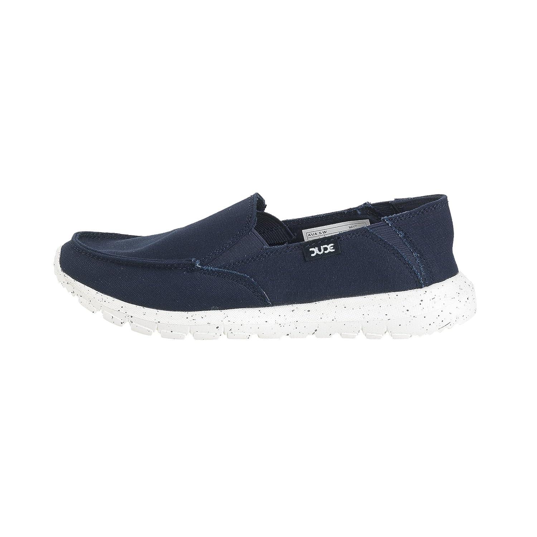 Dude Shoes Feuillet Marine Ava Féminin Sur/Mule