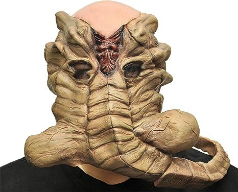 Morris costumes RU68156 Alien Face Hugger Latex Mask Lancaster Skin Therapy Perfect Perfecting Texturizing Moisturizer, 50 ml.