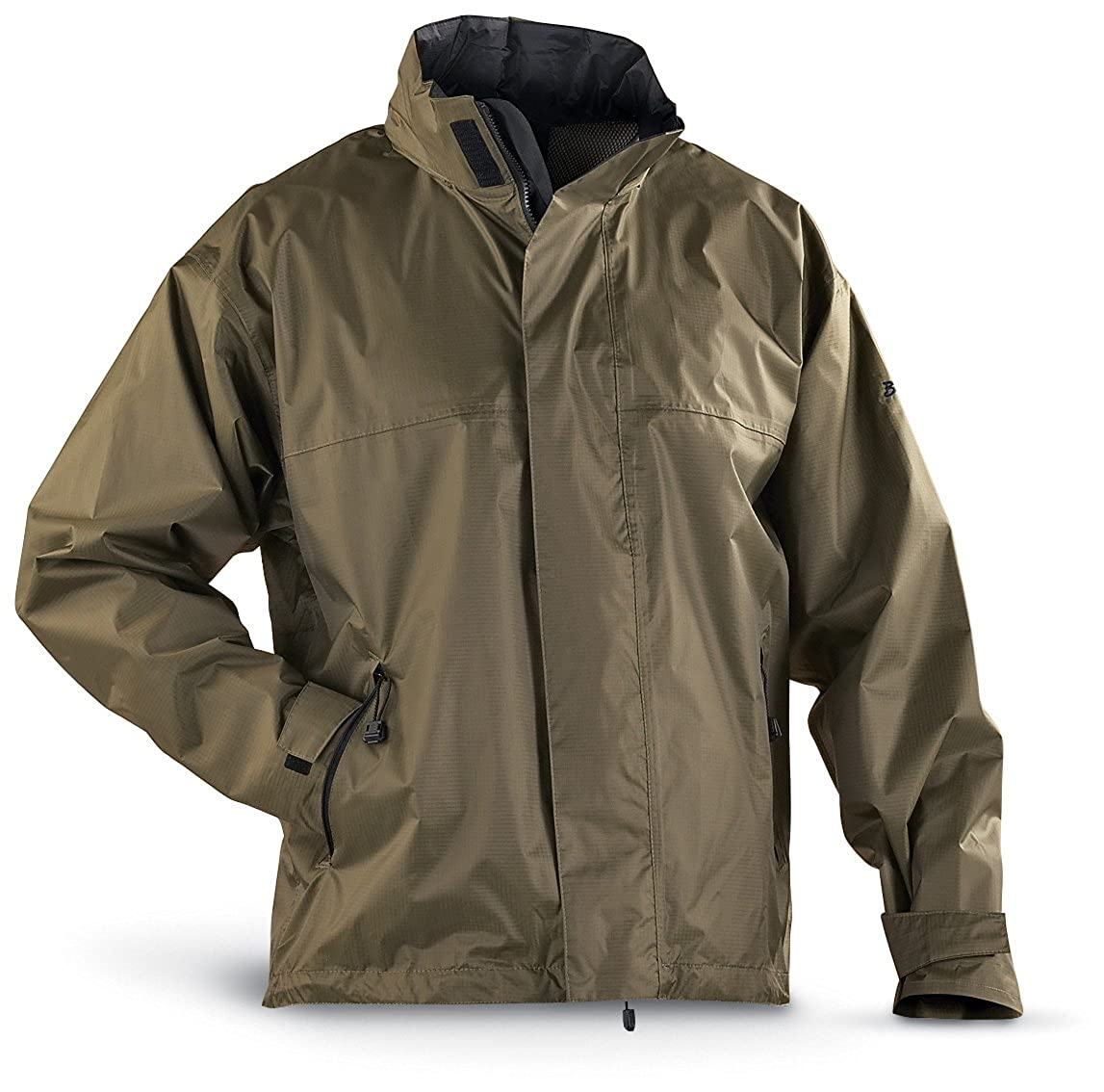 3f4293cd84 The North Face Afton Rain Jacket Men s Burnt Olive Green … Bimini Bay  Outfitters Men s Boca Grande Waterproof Jacket at Amazon Men s Clothing  store