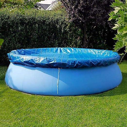 Cubierta para piscina hinchable redonda: Amazon.es: Bricolaje y ...