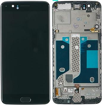 Oneplus 5 pantalla módulo pantalla LCD Pantalla Táctil Marco ...
