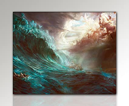 Sensations prezzo quadro su tela modern art design storm x