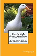 Mazy's High Flying Adventure! Kindle Edition