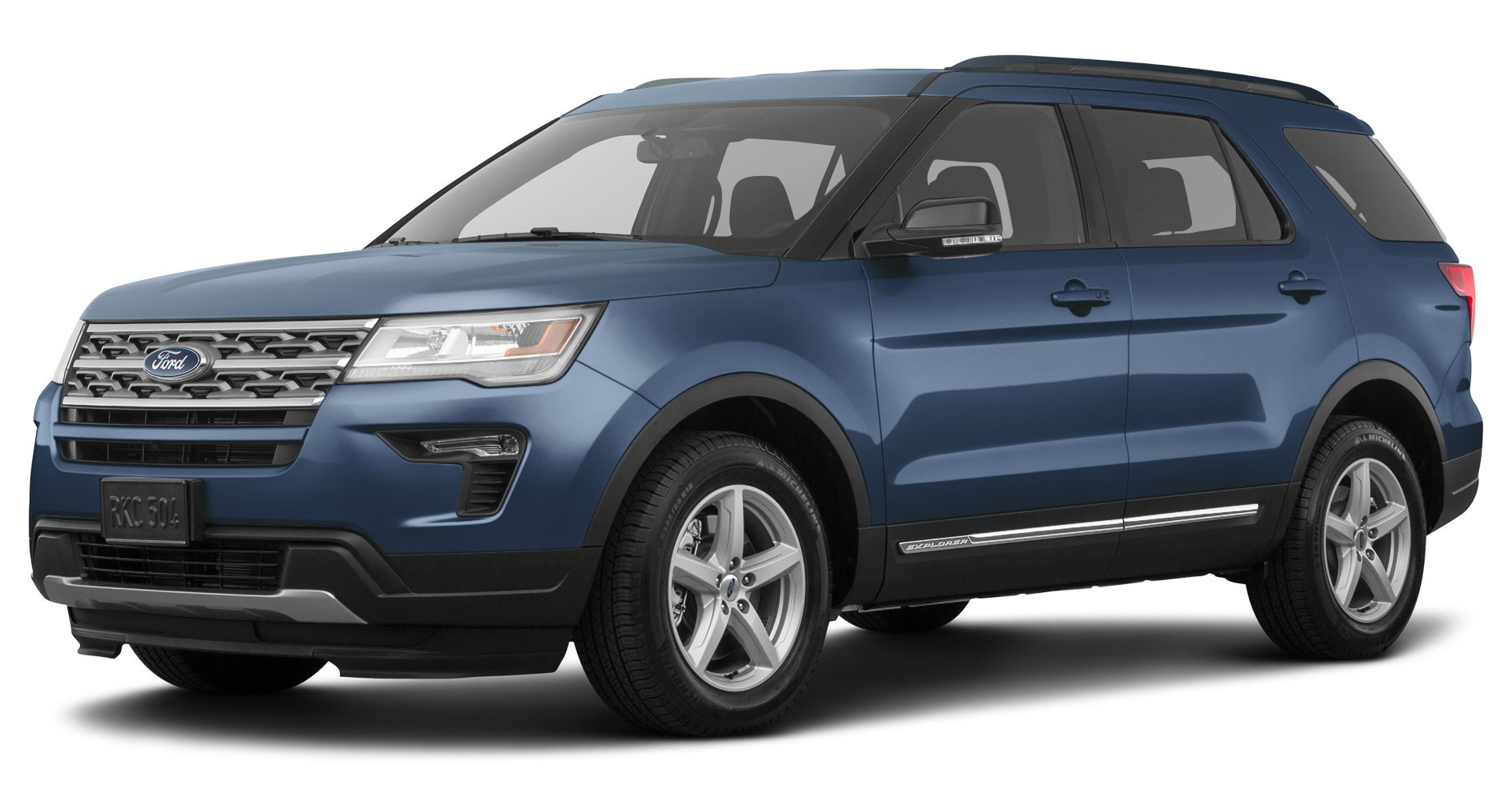 2018 ford explorer base 4 wheel drive