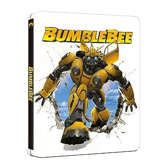 Bumblebee Limited Steelbook Blu Ray Import Region Free