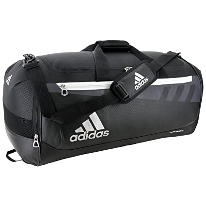 abd1aa8269 adidas Unisex Team Issue Duffel Bag, OSFA: Amazon.ca: Sports & Outdoors