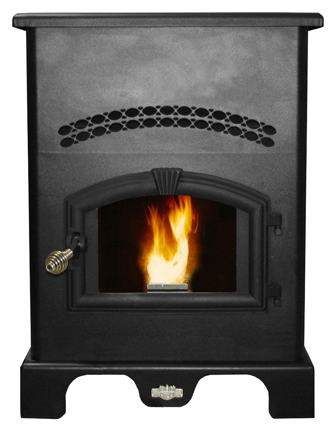 Amazon.com: US Stove 5500M King Pellet Burner with Igniter: Home ...