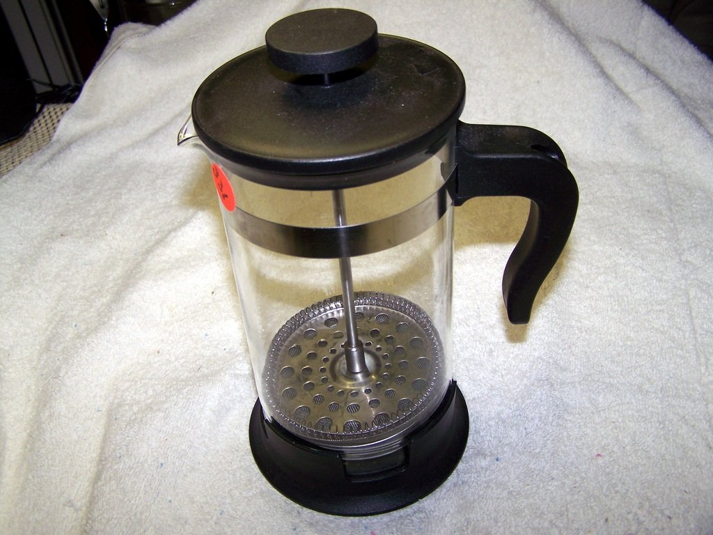 Amazon.com: IKEA upphetta vidrio French Press Cafetera ...