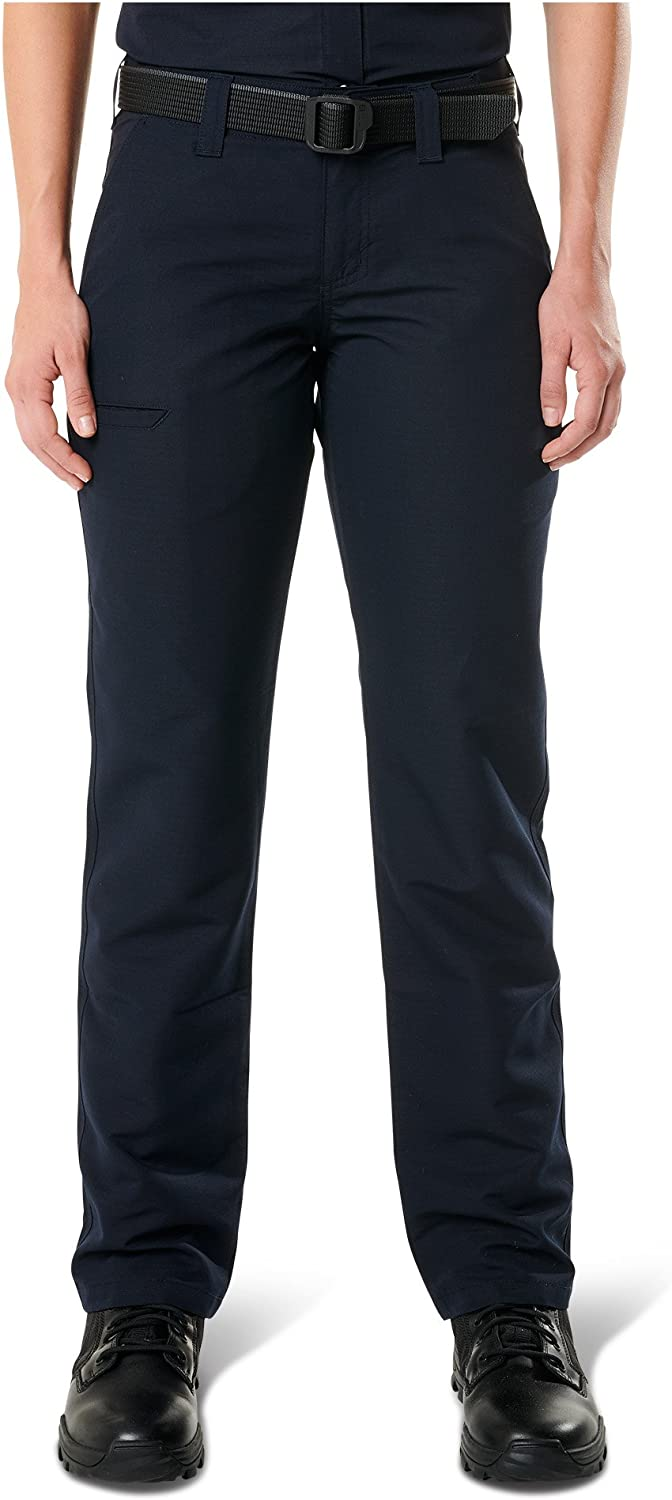 4-Way Stretch Water-Resistant Finish Style 64420 5.11 Tactical Womens Fast-Tac Urban Pants