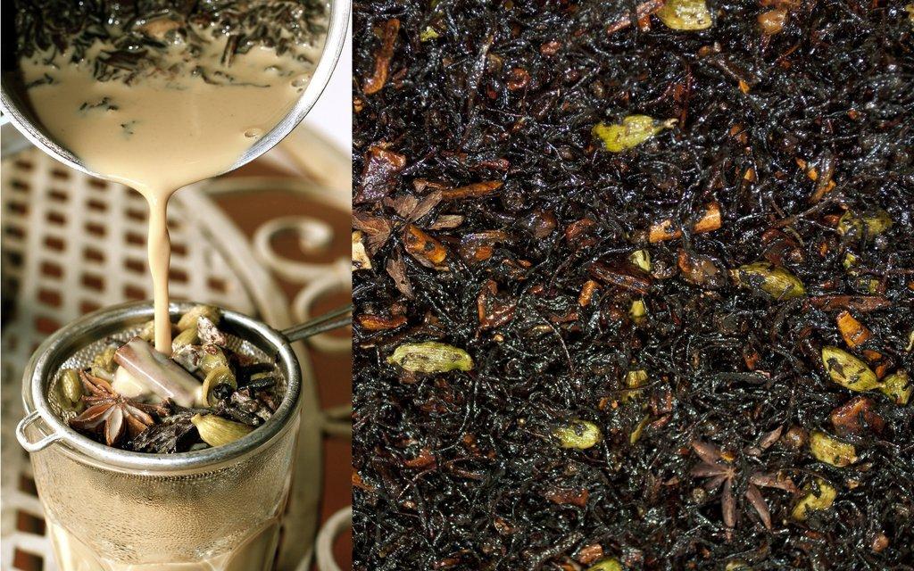 Prana Chai Masala Blend (Masala Blend, 1000 grams) by Prana Chai