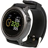 GolfBuddy WTX Smart Golf GPS Watch, Black
