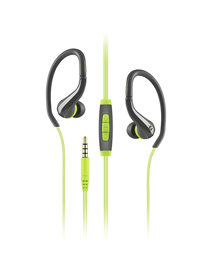 Sennheiser 506787 - Auriculares Deportivo In-Ear (3.5 mm ...