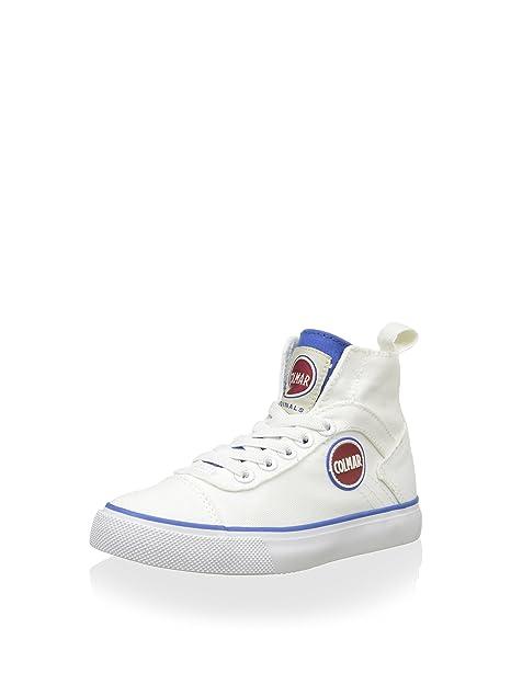 Colmar Sneaker Alta Durden Carioca 215 Bianco Blu EU 36  Amazon.it  Scarpe  e borse 674572d0473