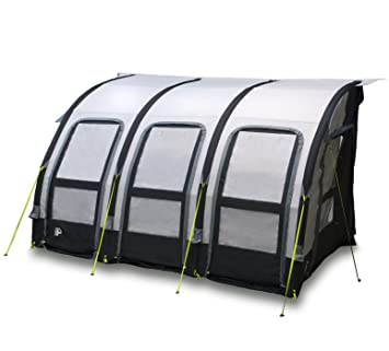 Prima By Bailey Deluxe Inflatable Air Caravan Porch Awning 390