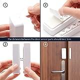 NPL Smart WiFi Door Sensor Wireless Garden Window