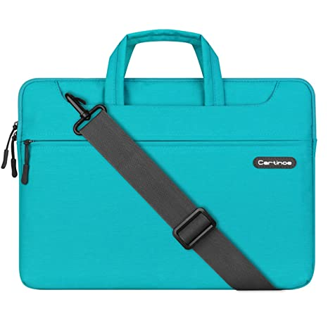 Cartinoe Laptop Shoulder Bag 11 inch, 11.6 Inch Laptop Briefcase Tablet Protective Bag Water Repellent
