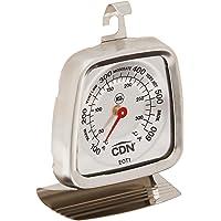 CDN Termómetro de Horno ProAccurate DOT2 con certificación NSF, termómetro para Horno, Plateado, 1