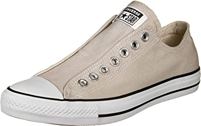 Converse Chucks CT AS Slip 164302C Beige: Amazon.de: Schuhe ...