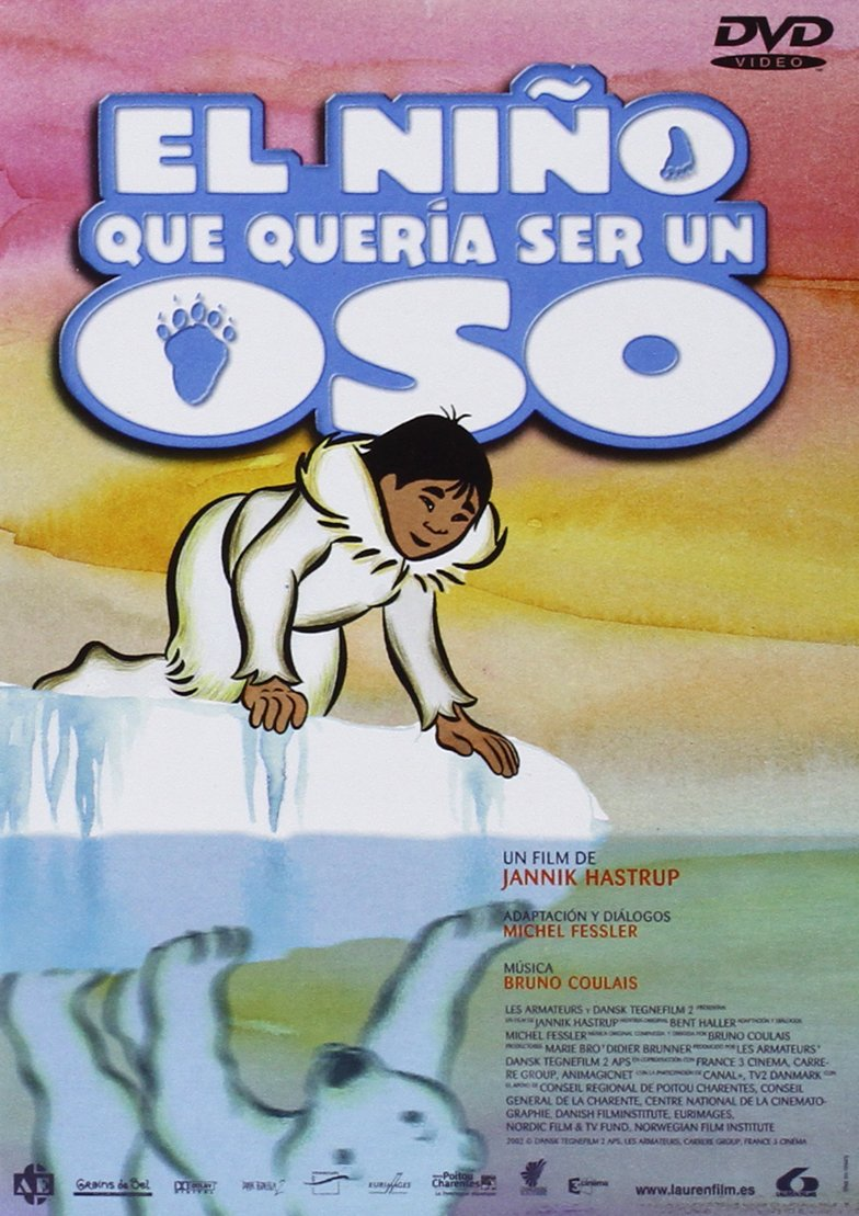 Amazon.com: El Niño Que Queria Ser Oso (Import Movie) (European Format - Zone 2) (2006) Varios: Movies & TV