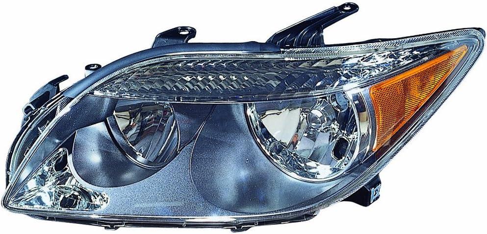 Depo 312-1189L-UFD2 Scion T-C Driver Side Headlight Unit
