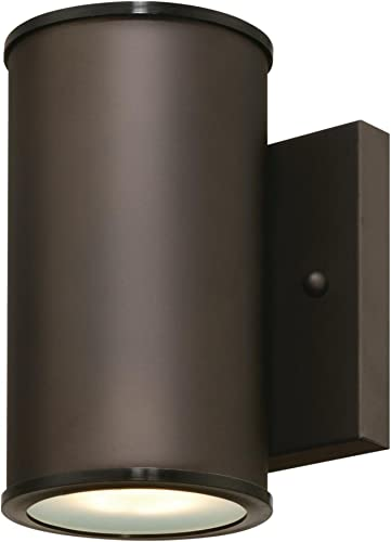Westinghouse Lighting 6315600 Mayslick One-Light LED Outdoor Wall Fixture