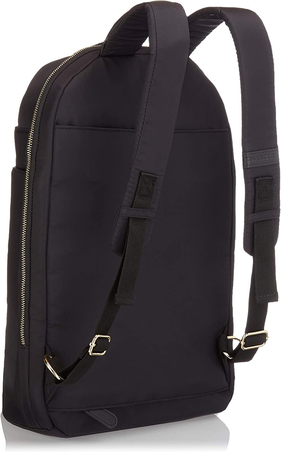 Wenger Luggage Alexa 16 Women s Laptop Backpack, Black, One Size
