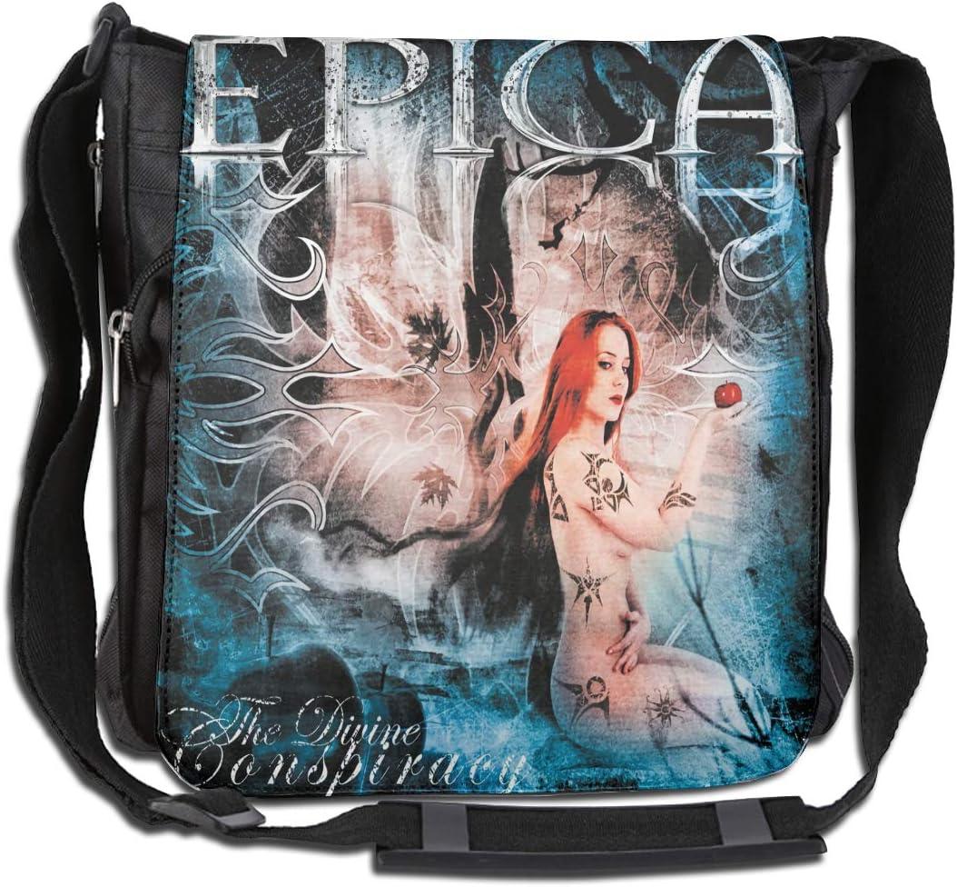 Epica Divine Large Capacity Messenger Bag Shoulder Bag Simple Fashion Personality