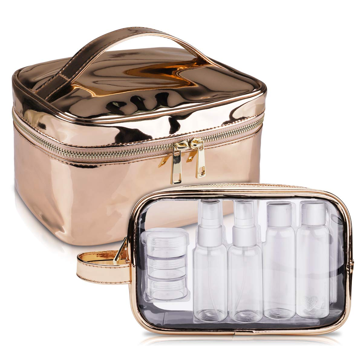 Beautiful Cosmetic train case