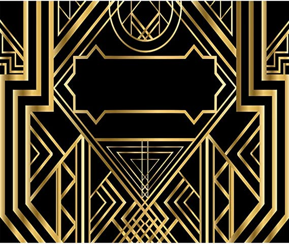 8x10 FT Photo Backdrops,Geometric Pattern with Triangles and Colorful Lines Horizontal Design Retro Motifs Background for Baby Shower Birthday Wedding Bridal Shower Party Decoration Photo Studio