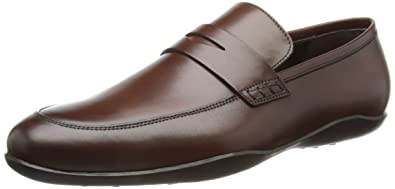 b40f5e7c5de Harrys of London Men s Downing Loafers Oxford Brown 8 UK  Amazon.co ...